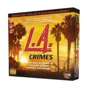 DETECTIVE EXTENSION L.A. CRIMES