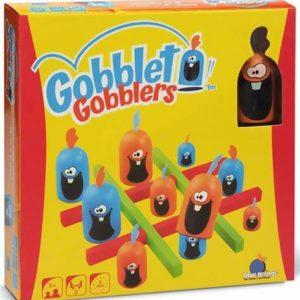 Gobblets Gobblers