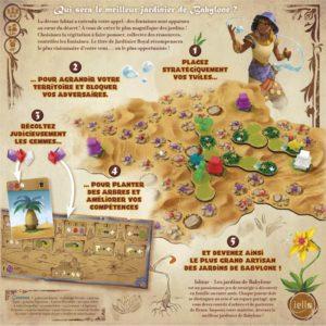 Ishtar- Les Jardins de Babylone