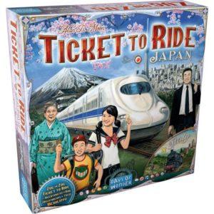 Les Aventuriers du Rail Japon/Italie