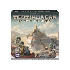 Teotihuacan – La Cité des Dieux