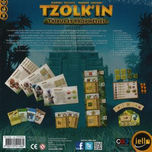 Tzolk'in : Le Calendrier Maya
