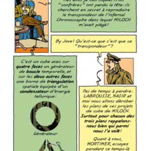Witness Blake & Mortimer