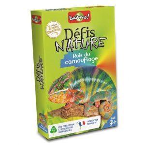 Défis Nature Les Rois du Camouflage