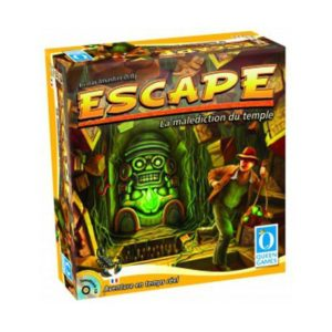 Escape – La Malédiction du Temple