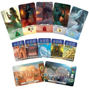 Panthéon – Extension 7 Wonders Due3