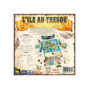 L'île aux trésors