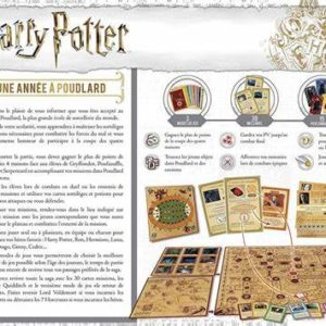 HARRY POTTER – UNE ANNEE A POUDLAR0