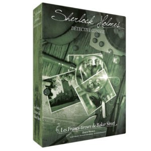 Sherlock Holmes Detective Conseil : Les Francs-tireurs de Baker Street