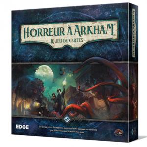 Horreur à Arkham, le jeu de cartes