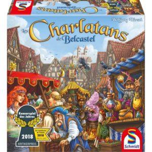 Les Charlatans de Belchastel