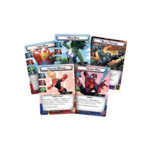 Marvel Champions Le Jeu de Cartes