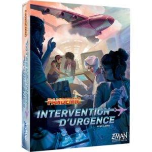 Pandémic – Intervention d'urgence