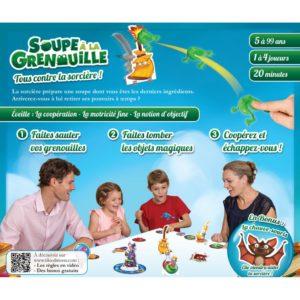 Soupe à la Grenouille