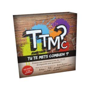 TTMC : Tu te mets combien?