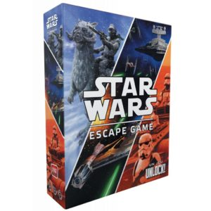Unlock! Stars Wars Escape Game