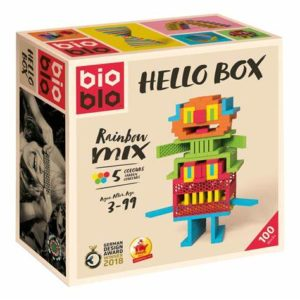 Hello Box Rainbox