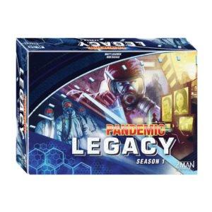Pandemic LEGACY – Saison 1 Boîte Bleue