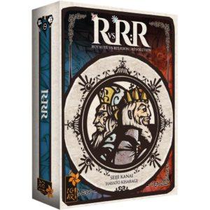 Royauté Vs Religion : Revolution (RRR)