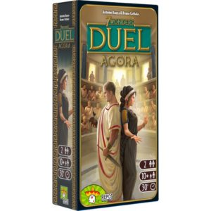 Agora – Extension 7 Wonders Duel