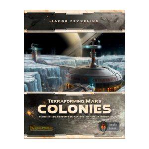 Terraforming Mars – Colonies