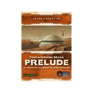 Terraforming Mars – Prélude