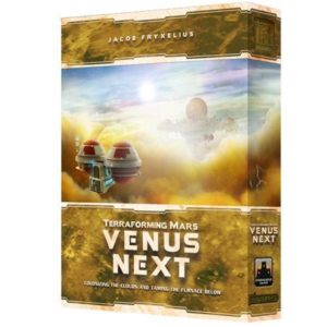 Terraforming Mars – Venus Next