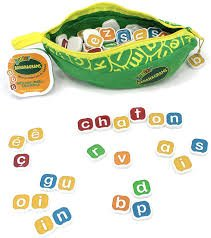 Bananagrams Jr