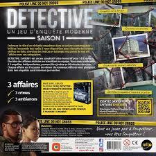 Detective – Saison 1