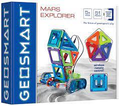 Geosmart : Mars Explorer