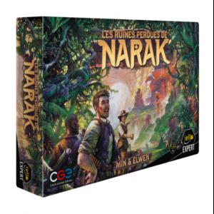 Les Ruines de Narak!