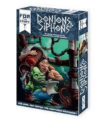 DONJONS & SYPHONS